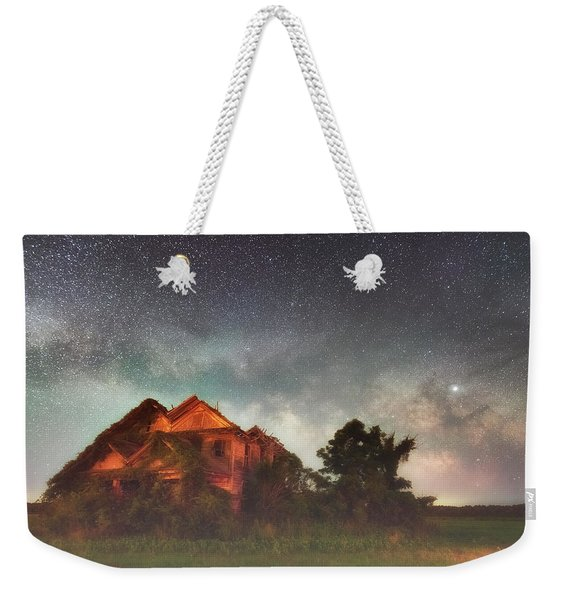 Ruined Dreams Weekender Tote Bag