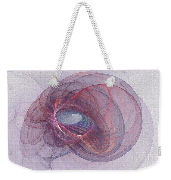Rumba Dance Weekender Tote Bag