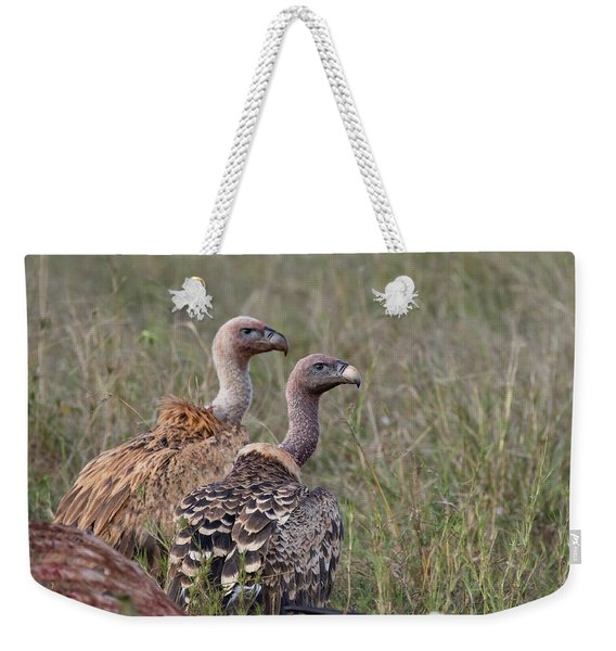 Ruppell's Griffons Weekender Tote Bag