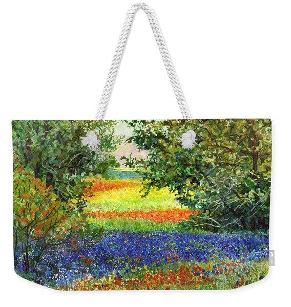 Rural Heaven Weekender Tote Bag