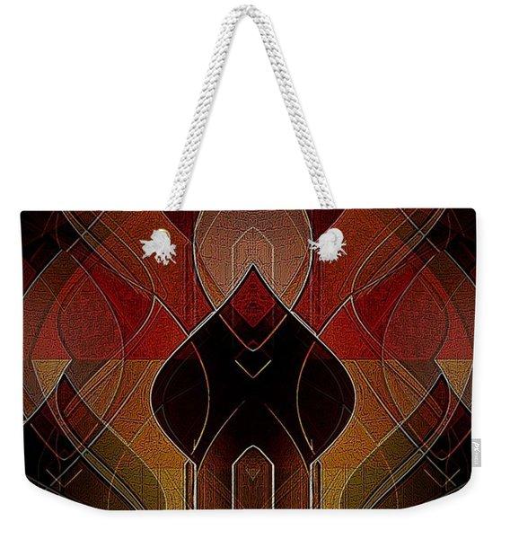 Russian Royalty Weekender Tote Bag