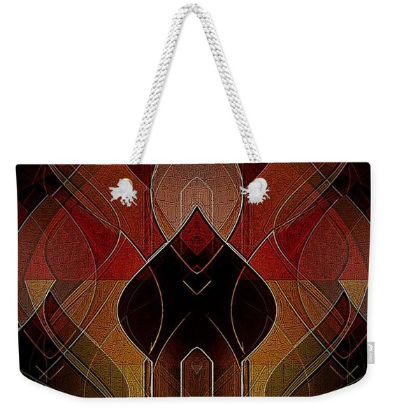 Russian Royalty Weekender Tote Bag