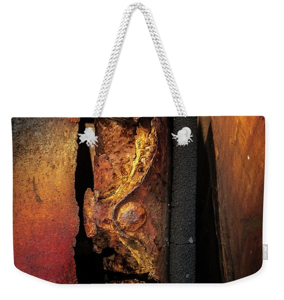 Rusty Colours Weekender Tote Bag