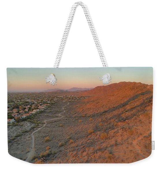 S U N R I S E Weekender Tote Bag