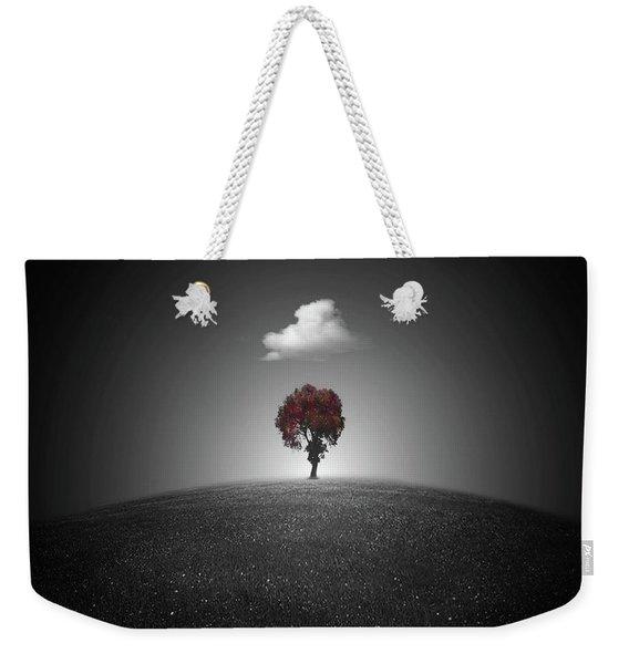 Sacred Weekender Tote Bag
