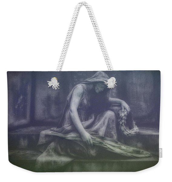 Sadness And Sorrow Weekender Tote Bag