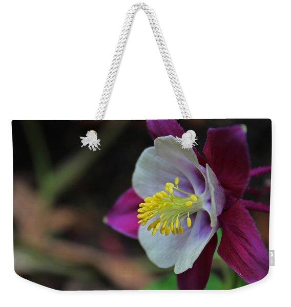 Saffron Stamens I Weekender Tote Bag