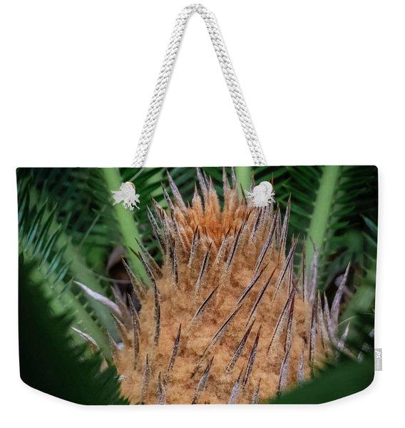 Sago Palm Weekender Tote Bag