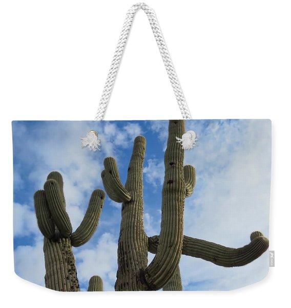 Saguaro Clique Weekender Tote Bag
