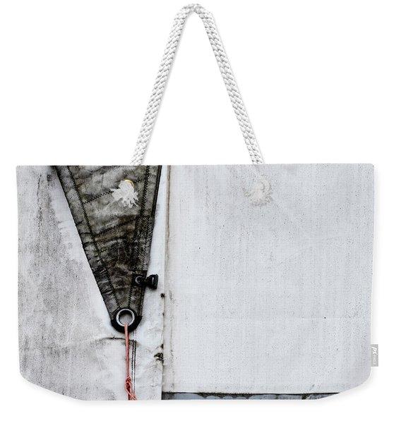 Sail Detail Weekender Tote Bag