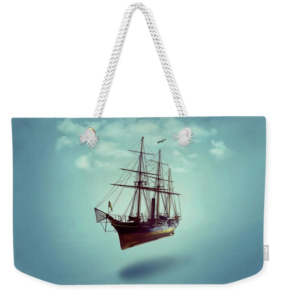 Sailed Away Weekender Tote Bag