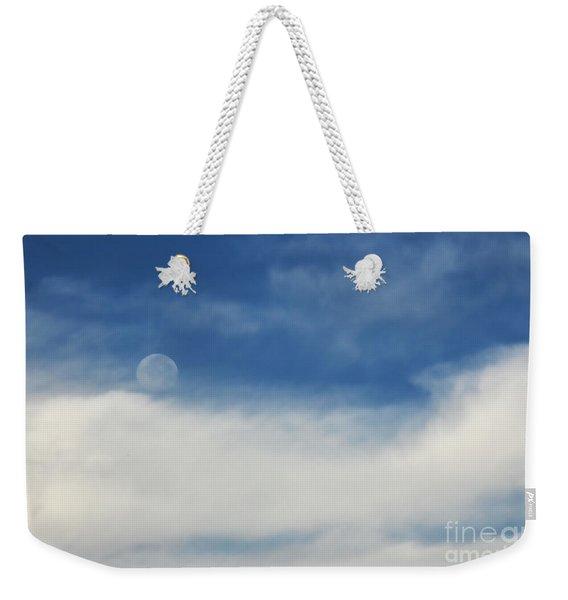 Sailing On A Cloud Weekender Tote Bag