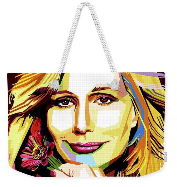 Sally Kellerman Weekender Tote Bag