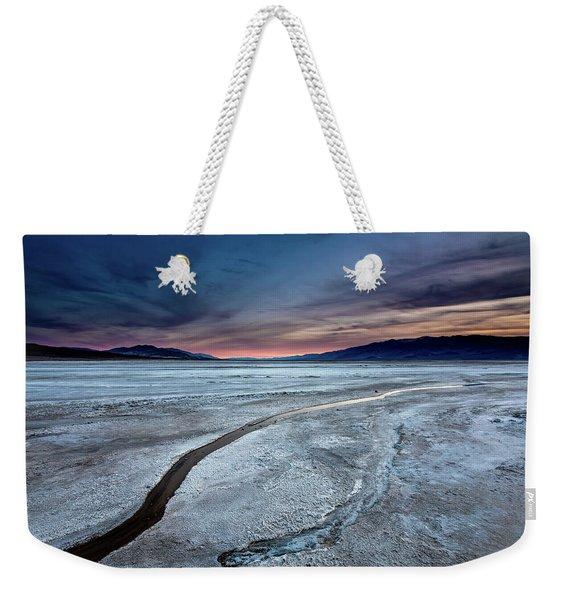 Salt Creek Flats Iv Weekender Tote Bag