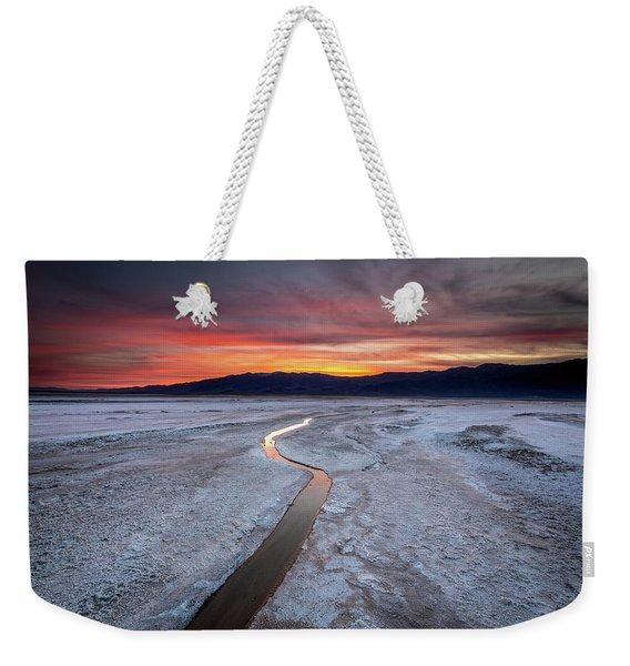 Salt Creek Flats Weekender Tote Bag