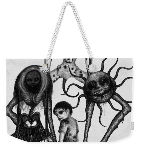 Sammy And Friends - Artwork Weekender Tote Bag