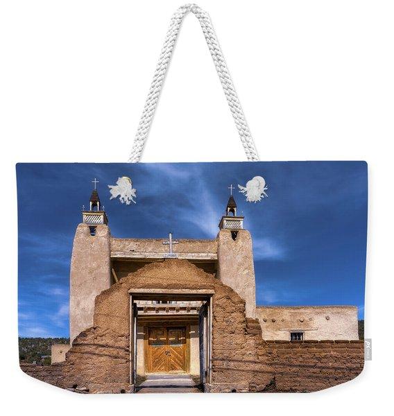 San Jose De Gracia Catholic Church Weekender Tote Bag