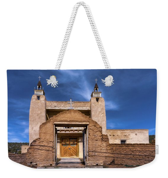 San Jose De Gracia Catholic Church Weekender Tote Bag