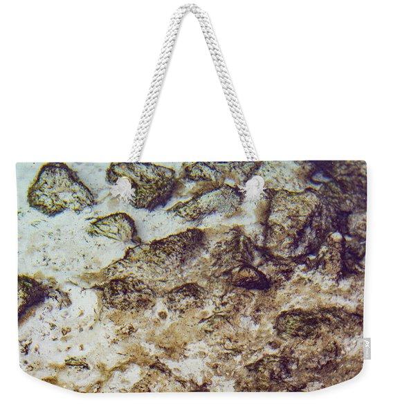 Sand 3 Rivers Weekender Tote Bag