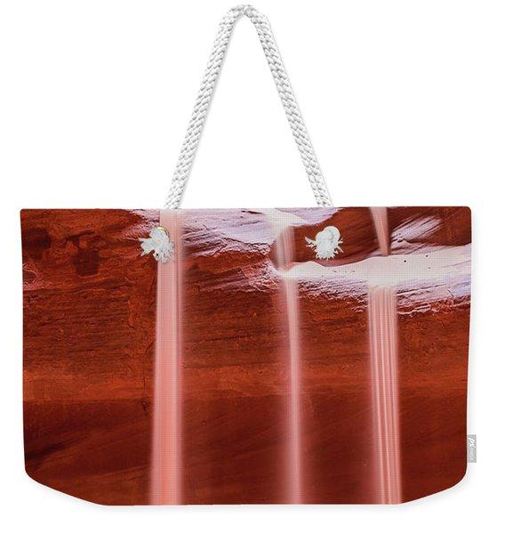Sand Of Time Weekender Tote Bag