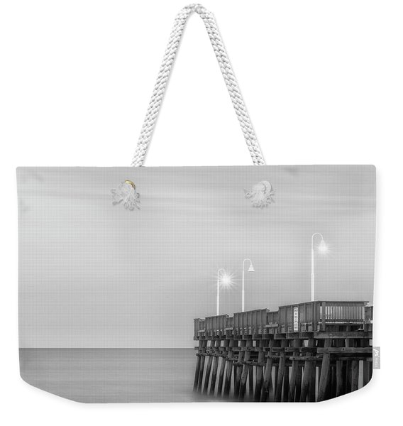 Sandbridge Minimalist Weekender Tote Bag