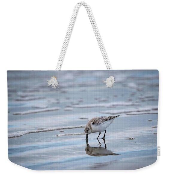 Sanderling Foraging Weekender Tote Bag