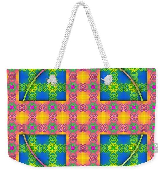 Sankofa Emporium Series 9 Weekender Tote Bag