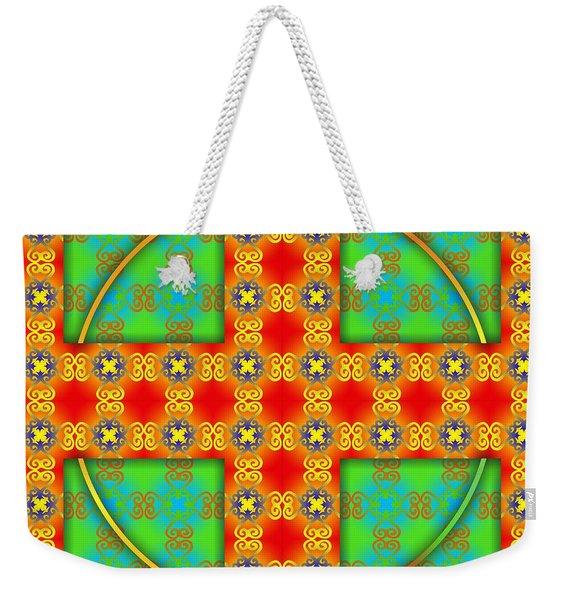 Sankofa Emporium Series 10 Weekender Tote Bag