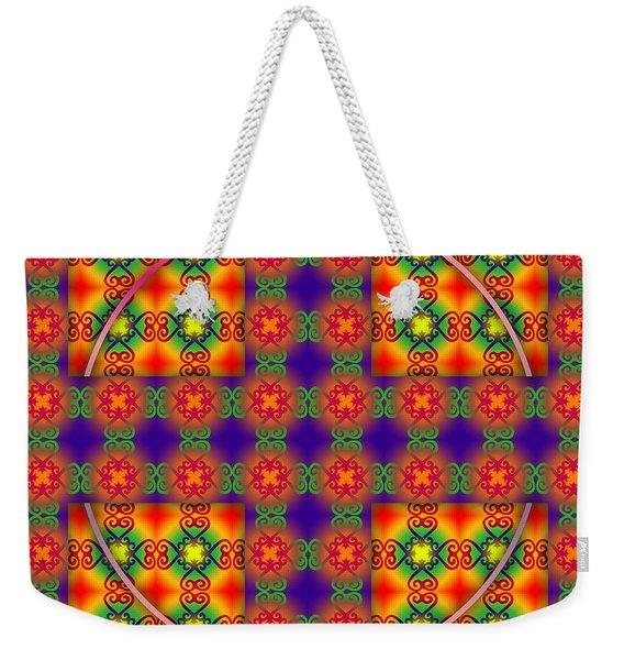 Sankofa Emporium Series 5 Weekender Tote Bag