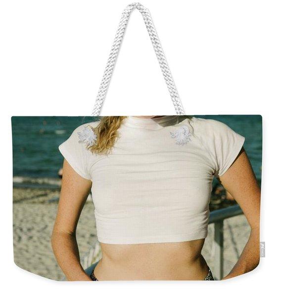 Sasha Dubrovskaya  Weekender Tote Bag