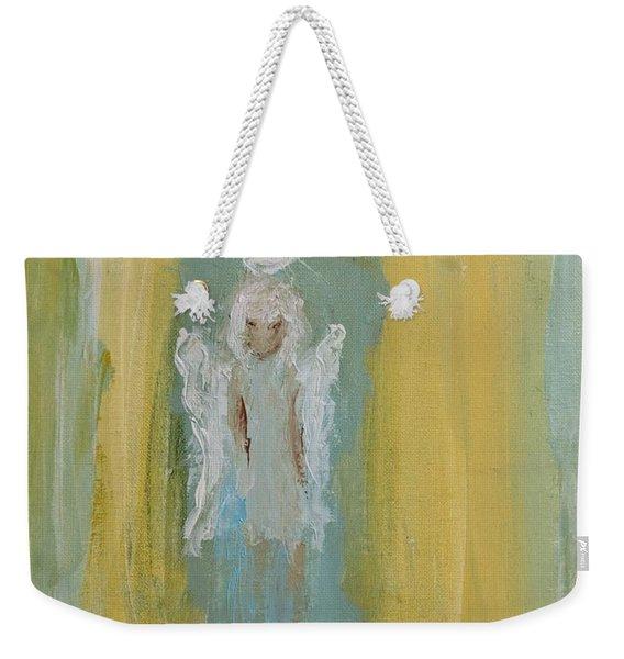 Sassy Frassy Angel Weekender Tote Bag