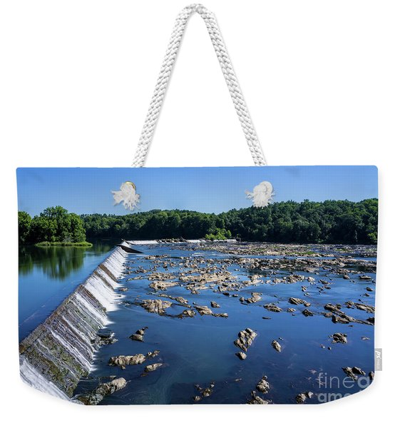 Savannah River Rapids - Augusta Ga 2 Weekender Tote Bag