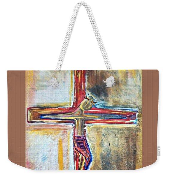 Saviour Weekender Tote Bag