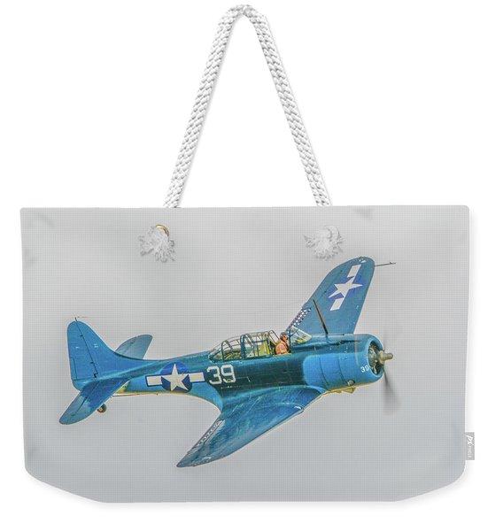 Sbd-5 Dauntless Weekender Tote Bag