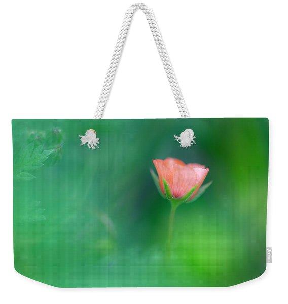 Scarlet Pimpernel Weekender Tote Bag