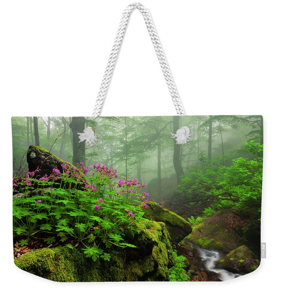 Scent Of Spring Weekender Tote Bag