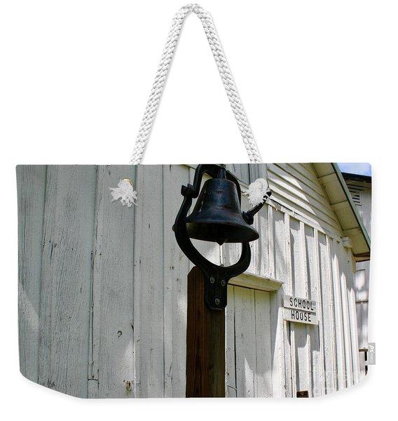 School House Weekender Tote Bag