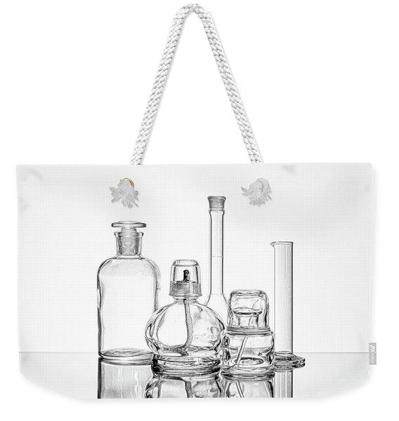Science Still Life Weekender Tote Bag