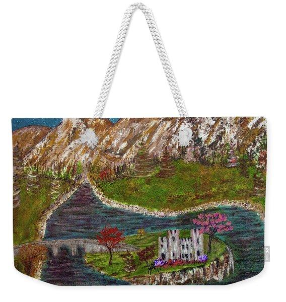 Scotland Weekender Tote Bag