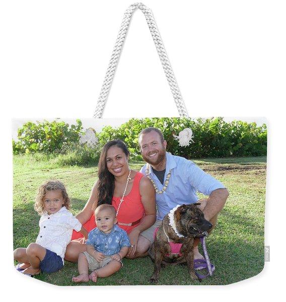 Scott Clarinda Weekender Tote Bag