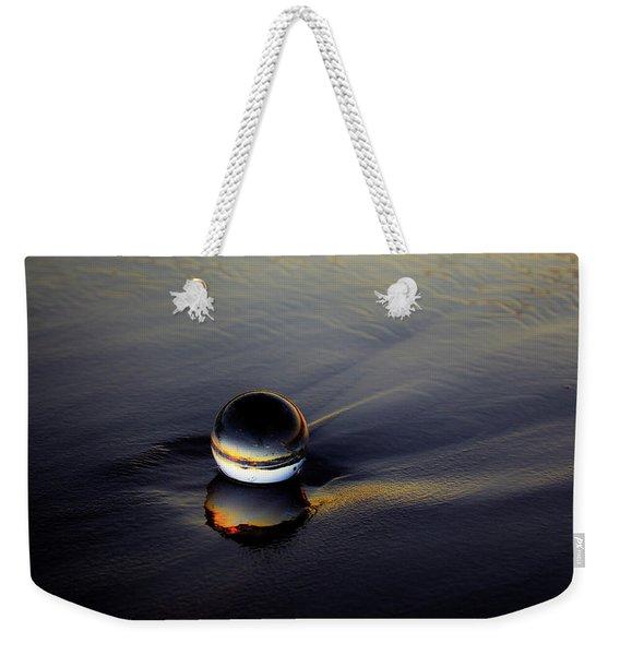 Sea Glass Weekender Tote Bag