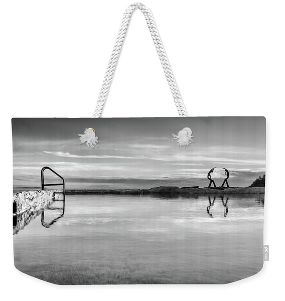 Sea Nymphs Weekender Tote Bag