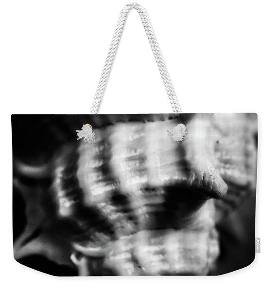Sea Spiral  Weekender Tote Bag