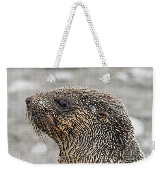 Seal Of Approval Weekender Tote Bag