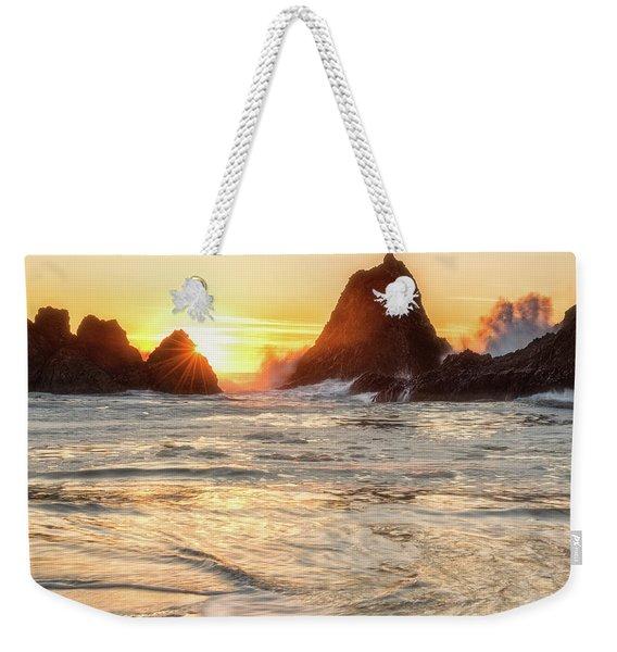 Seal Rock  Weekender Tote Bag