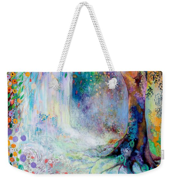 Searching For Forgotten Paths IIi Weekender Tote Bag