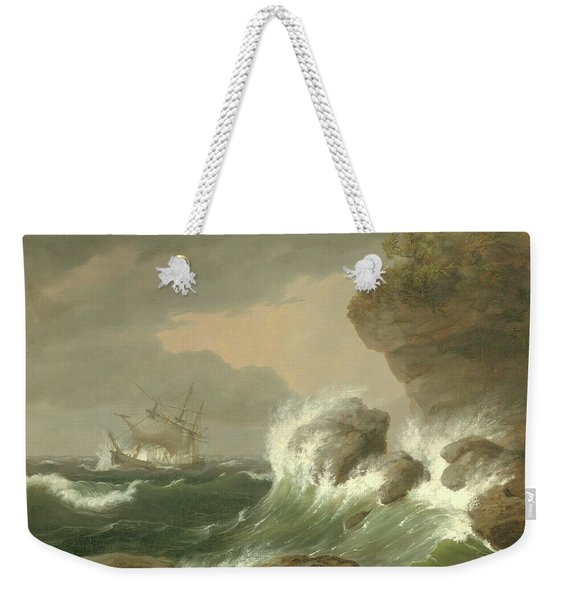 Seascape, 1835 Weekender Tote Bag