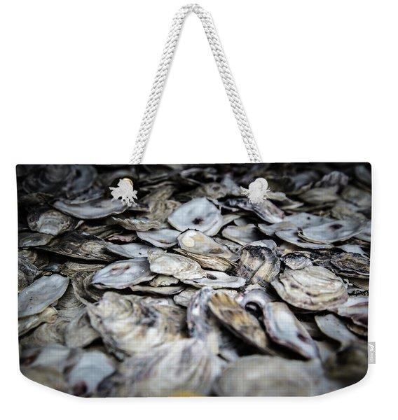 Seashells Weekender Tote Bag