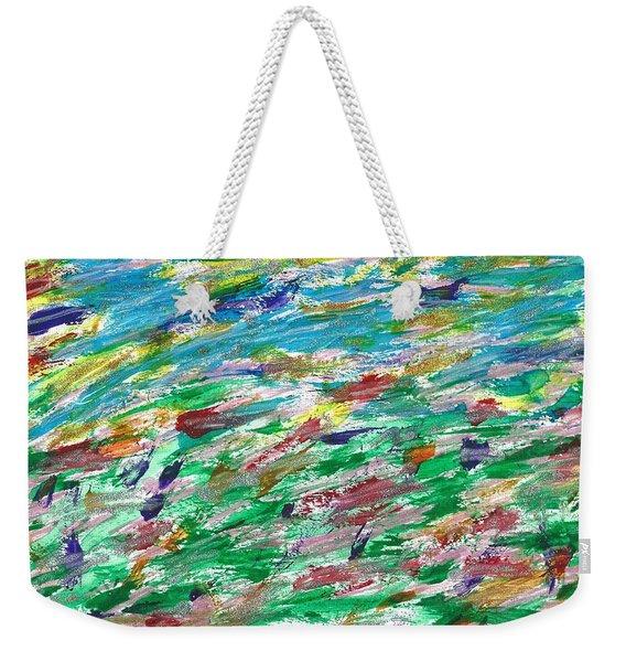 Seaside Sensation Weekender Tote Bag