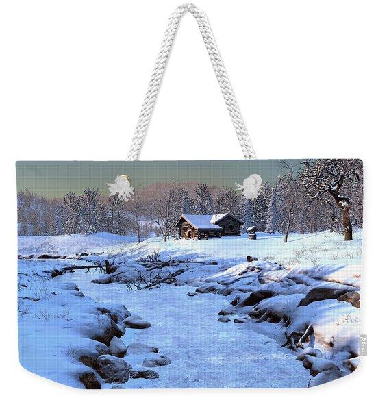 Season Of Repose Weekender Tote Bag